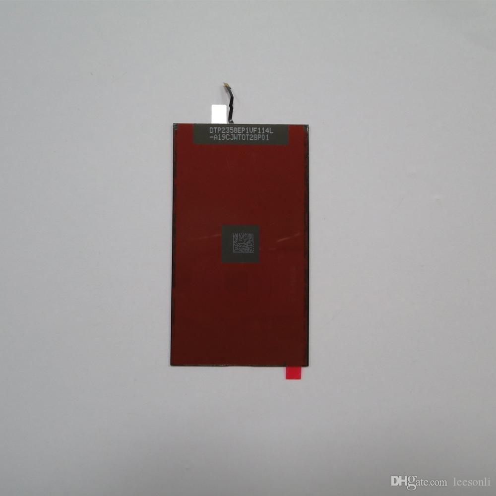 JIUTU شاشة LCD الخلفية السينمائي لفون 5 5G 5S 5C الضوء الخلفي تجديد لاستبدال شاشة متصدع