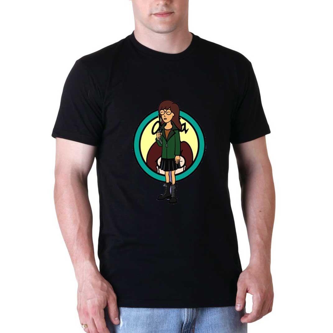 6c8502981 Daria Pulp Fiction Black Tshirt New Men s Tee T-Shirt Size S to 3XL ...