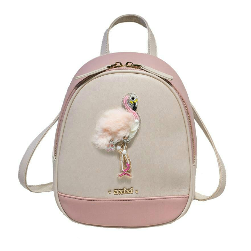 2018 Cute Backpack For Teen Kids Mini Back Pack High Quality Sofe Leather Women  Backpacks School Backpacks Women S Shoulder Bag Backpacks For College ... c03a4a3ba1