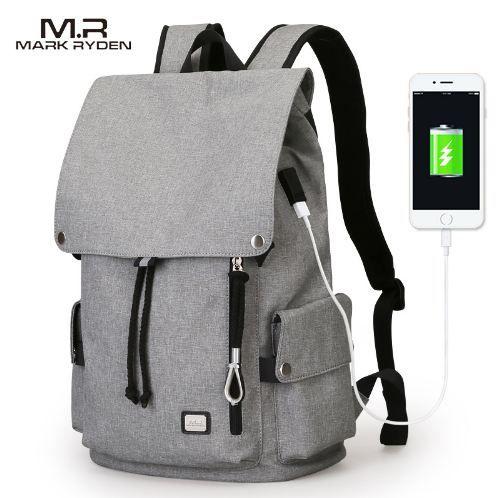 2e01c95c7352 Mark Ryden 2018 New Men Backpack Bag Large Capacity Bag For Student School  Bag Water Repellent Short Trip Backpack Rucksack Jansport Backpacks From ...