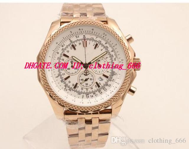 Sportuhr Damen Rosegold : Großhandel luxusuhren armbanduhr männer rose gold quarz chronograph