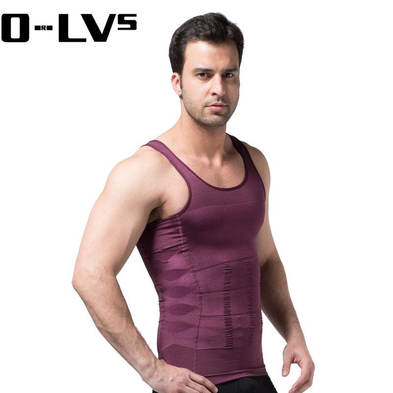 10e6f88b0e 2019 CMENIN Shapers Belt T Shirt Neoprene Shaper Men Slimming Vest Body  Corset Waist Trainer Super Stretch Shapewear Bodysuit Men S02 From Rykeri