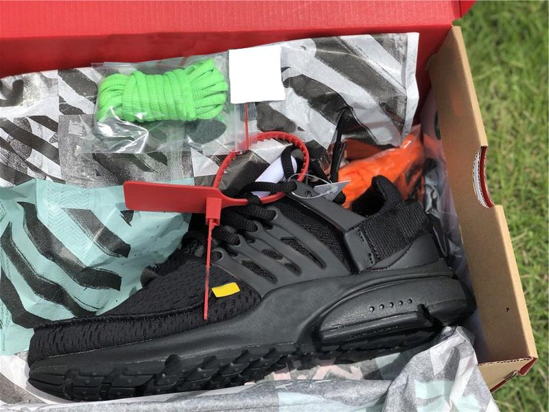 huge inventory c5b3a 27294 Cheap Hottest Sales Best Quality Men Sneakers SHOELACES Presto 2.0 Black  Gray White Authentic Quality Women Running Shoes Size 36-46