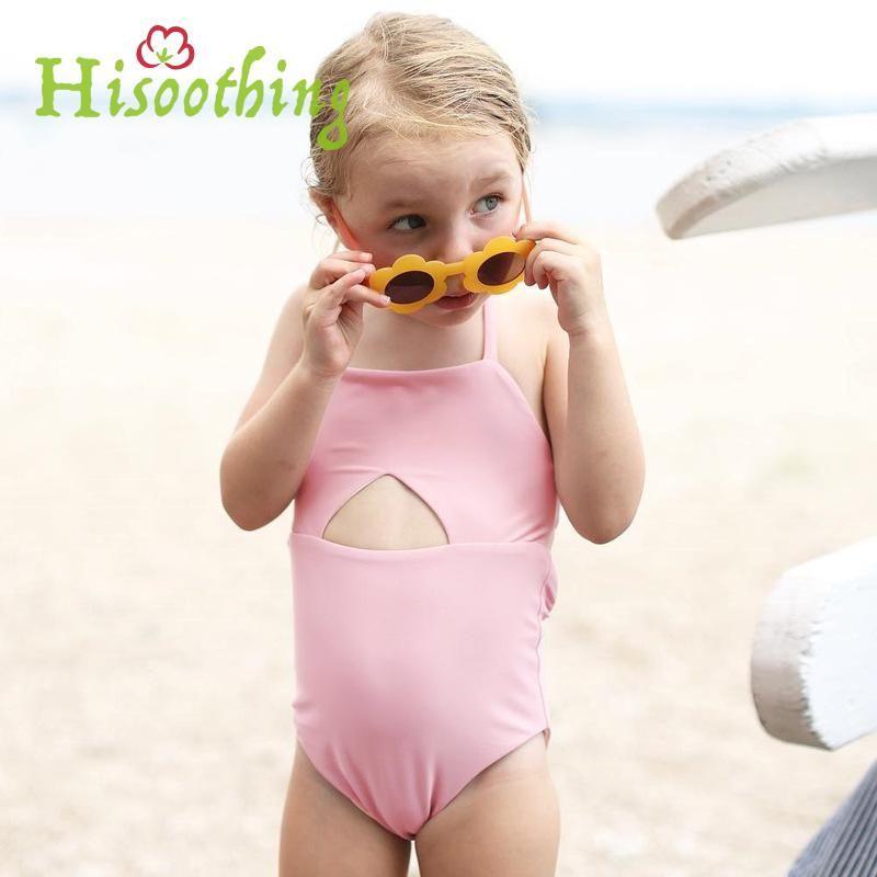 9e4b3af11c5f1 2019 Girls Brief Swimwear Girl Swimming Costumes Baby Girls Tankini Bikini  Swimwear Beach Monokini Swimsuit Bathing Suit Beachwear From Dejavui, ...