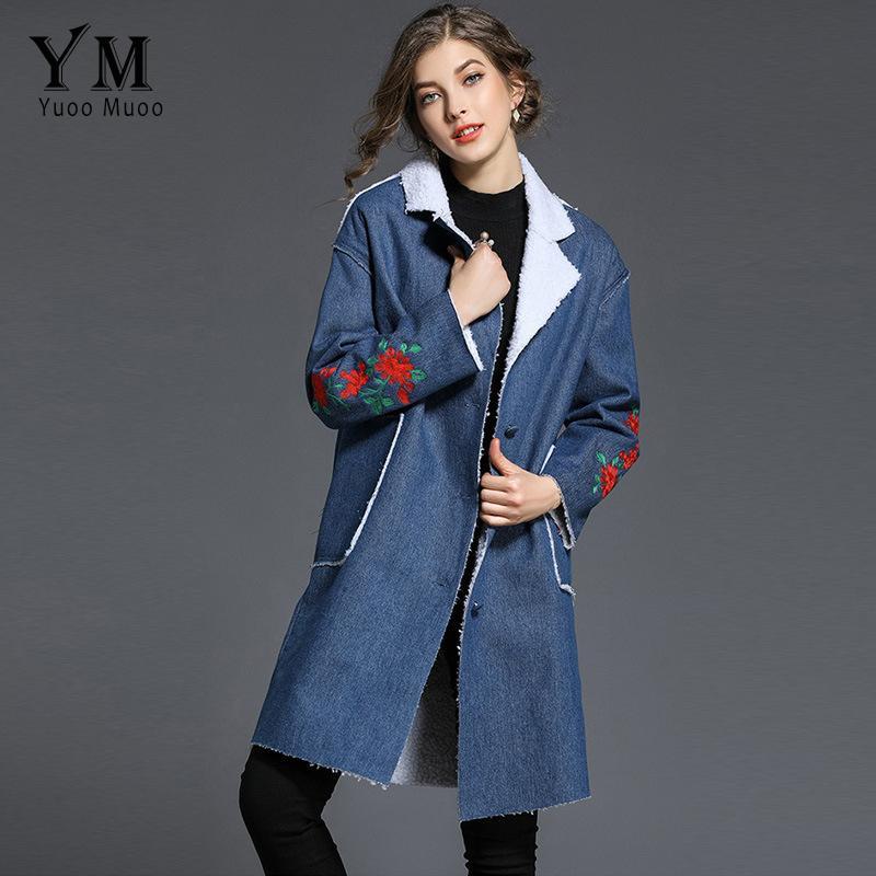 Mode Yuoomuoo 2016 Manteau Femmes Manteau De Laine Femme