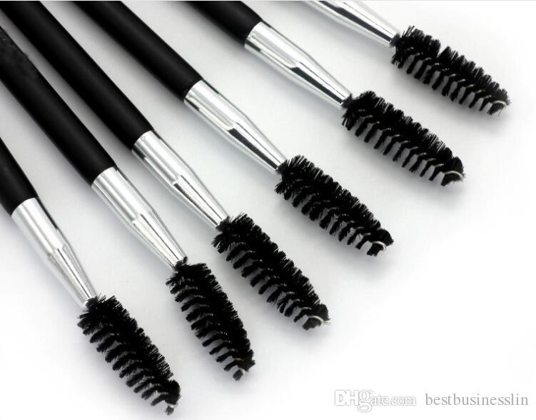 Hot Selling Double Heads Makeup Eyelash Applicator Eyebrow Brush Make up Brush Eyelash Brushes