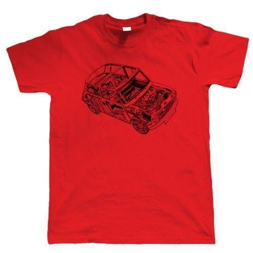 Classic Cooper Detail Mens Car T Shirt, Gift For Dad Him Grandad