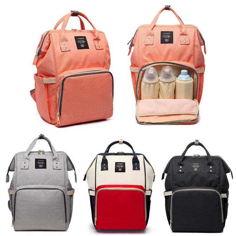 Fashion Brand Large Capacity Baby Bag Travel Backpack Designer