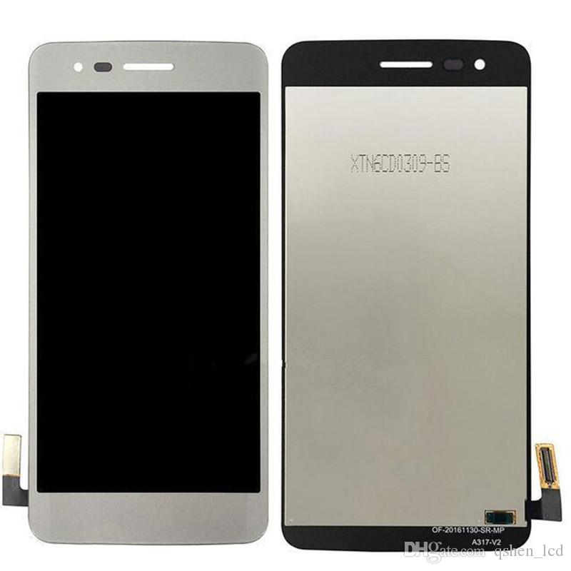 Factory Wholesale Original Quality Replacement Parts Touch Screen Digitizer Complete Assembly Lcd Display For LG K8