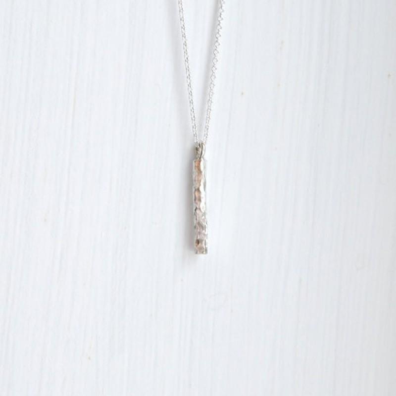 2018 Moda gümüş Kolye kolye Kadınlar için Polhedral bar kaplama kolye toptan ve karışık renk ücretsiz kargo