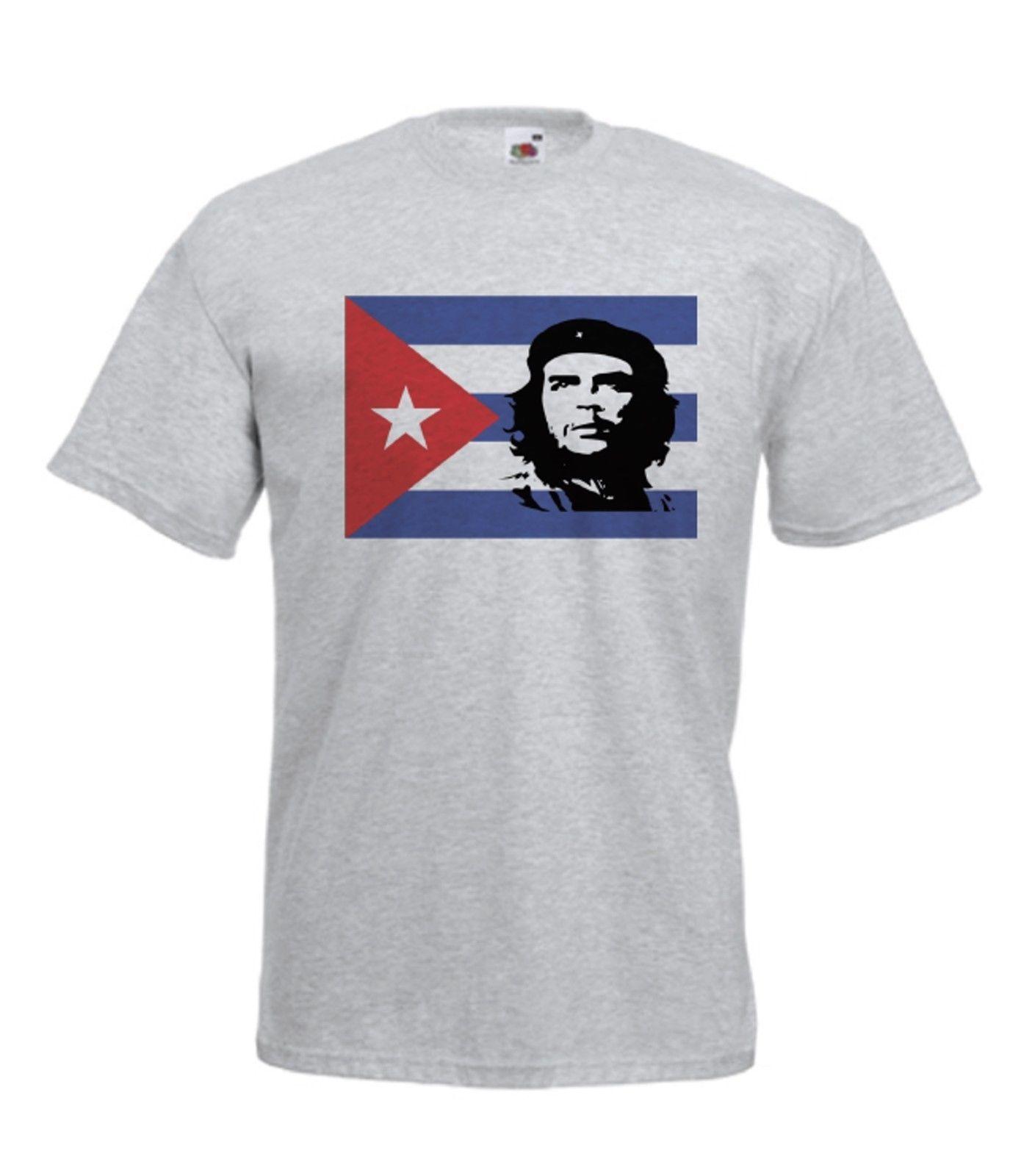 03ca3f554 CHE GUEVARA CUBA NEW Gift Men Women T SHIRTS TOP Funny Casual Tee R Shirt  Political Tee Shirts From Fatcuckoo, $12.96| DHgate.Com