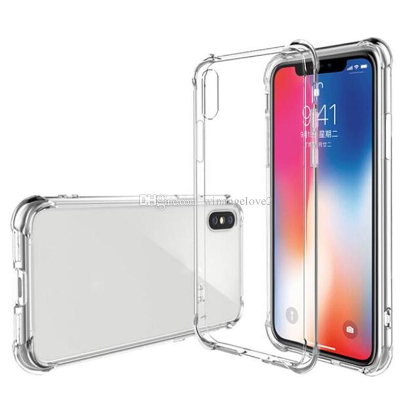 coque antichoc iphone xs transparente