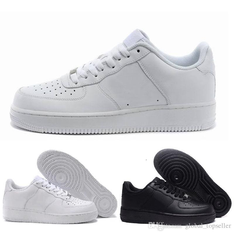 D Noir Date Hommes Classique Force Vapormax 1 Tous Air Blanc Forces High Sneakers Femmes Nike Sports Coussin Skate Low Max One 2018 4RjLA5