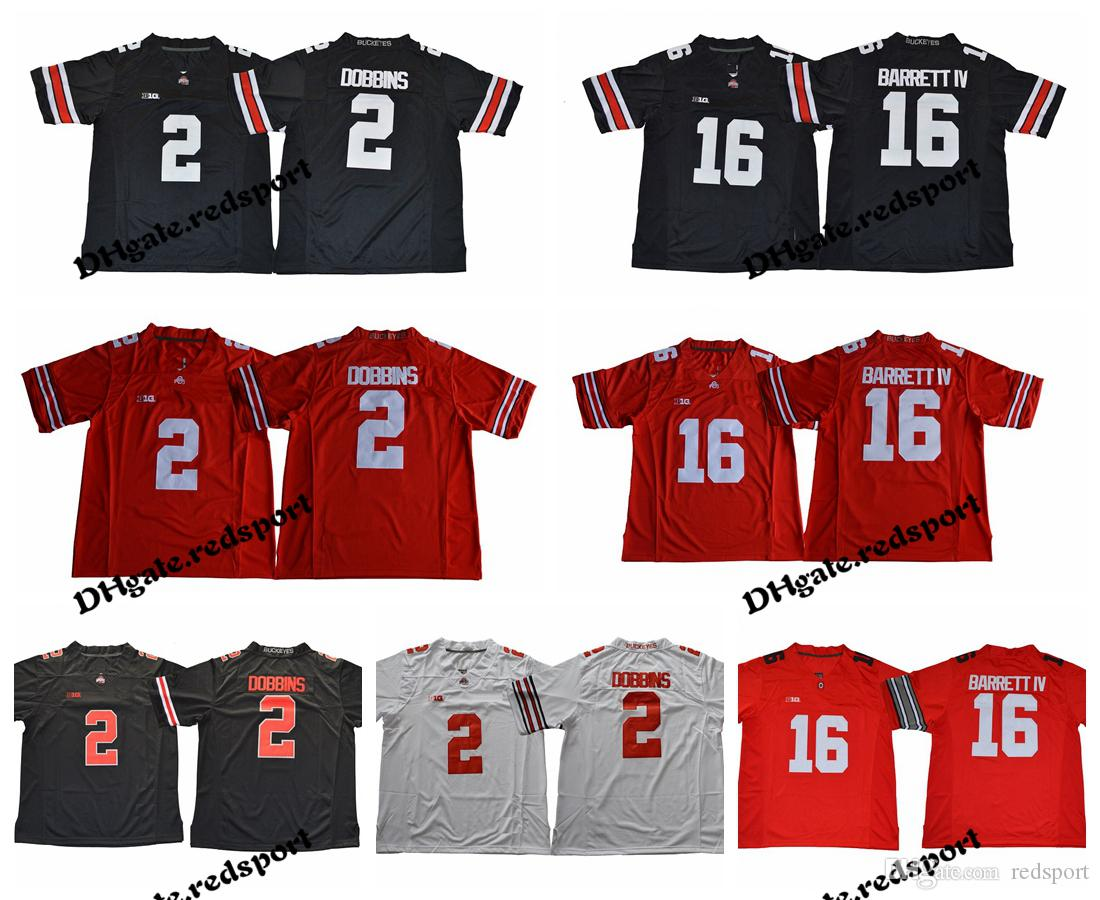 ohio state football jersey 16