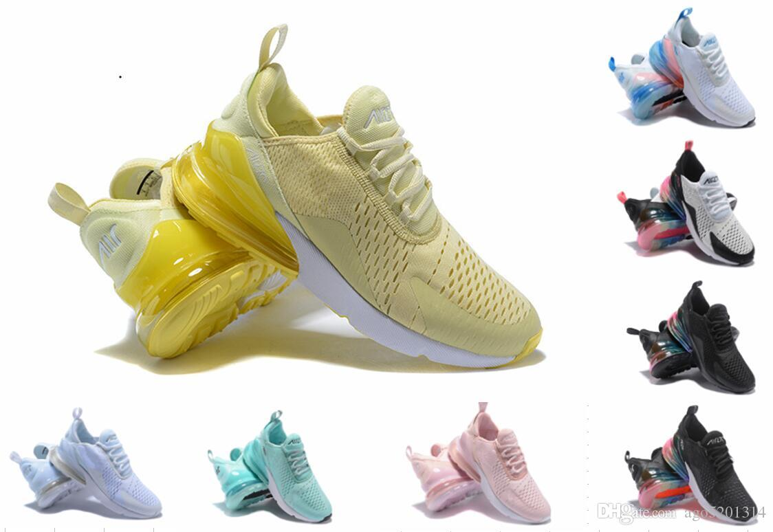 cc656a5e1dbb19 Yellow Cushion 270 TN Plus Running Shoes Air Shoes Classic 270 Run ...