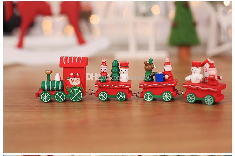 2018 Newly Christmas Kids Toys Litter Train Boy Novelty Toys Hot ...