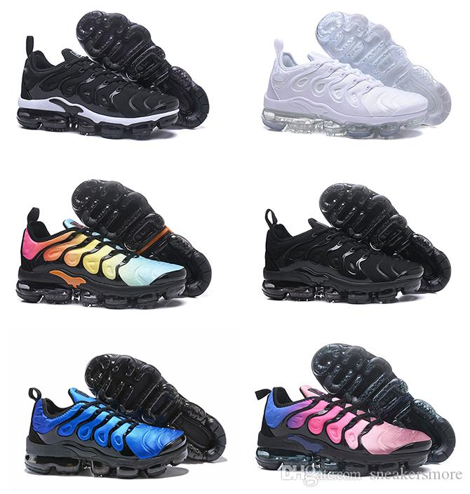 Original AIR TN PLUS VM In Metallic Olive WOMEn MEn Running Designer Luxury  Shoes Maxes Sneakers Original Brand TN Mens Trainers Kids Running Shoes On  Sale ... 562812efe