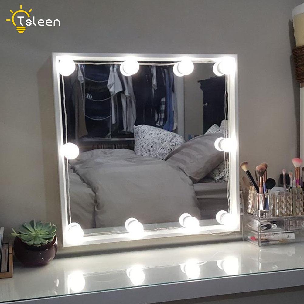 2019 Super Bright 1200lm 315m Length Dressing Table Makeup Vanity