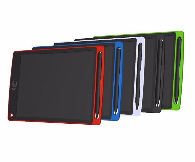 Portátil Inteligente Escrita LCD Tablet 8,5 polegadas Escritor Digital Desenho Tablet Caligrafia Almofadas Placa Tablet Eletrônico para Mensagem