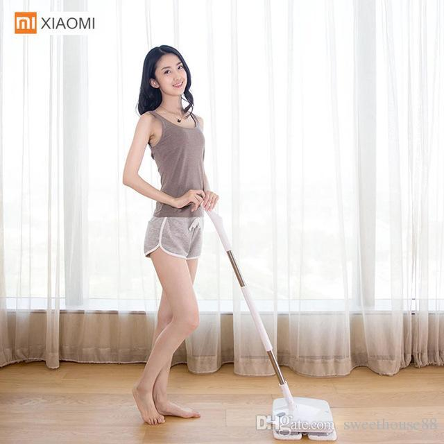 Grosshandel Xiaomi Hand Elektrische Bodenwischer Wireless Mijia