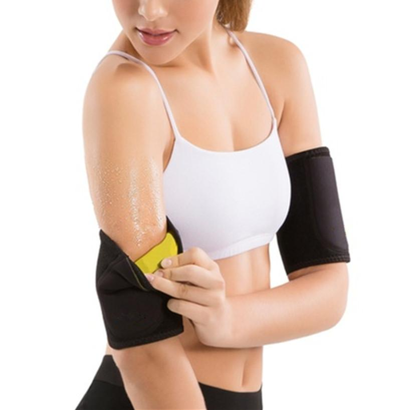 3011167c8d 2019 Women S Arm Trimmer Shapers Hot Arm Fat Burner Arms Slimmer Sauna  Sweat Neoprene Body Wrap For Hand Shaper Thighs Legs Slimming From  Pileilang