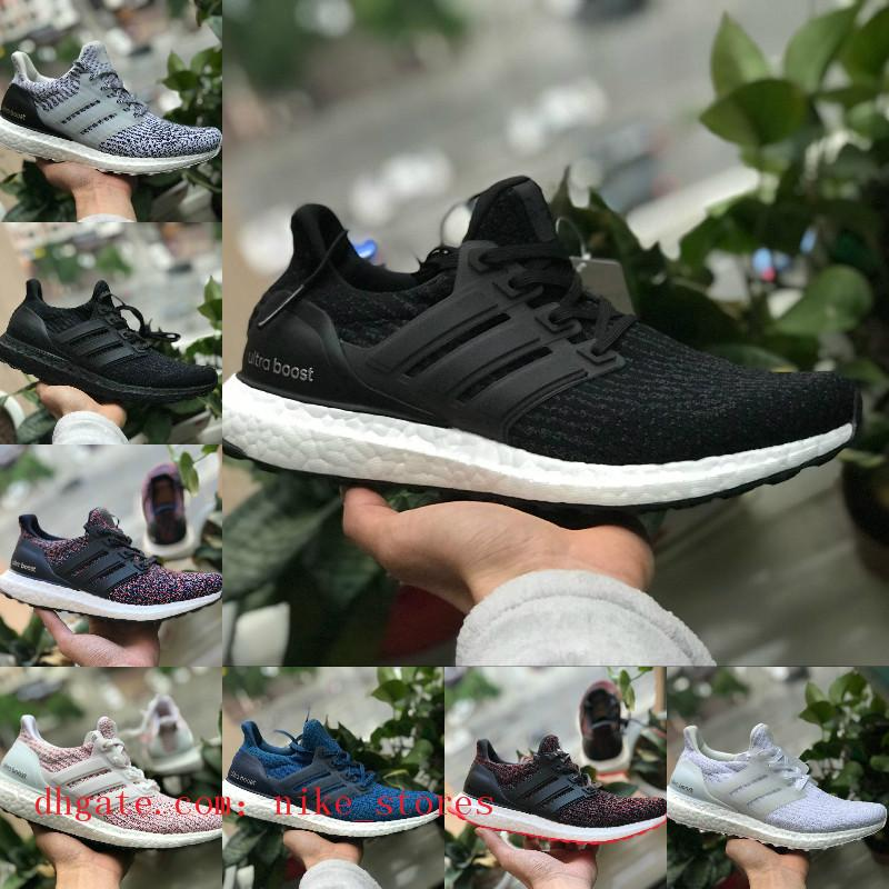 22f35e2ef2472 2018 New Ultraboost 3.0 4.0 Casual Sports Shoes Men Women High ...