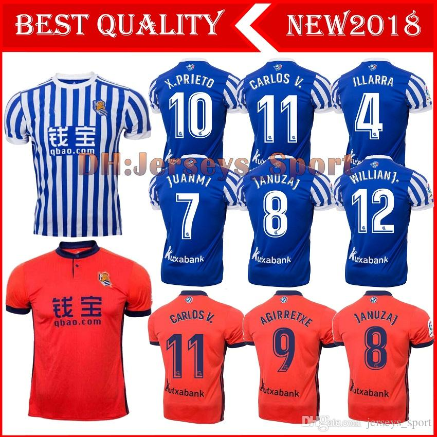 Camiseta Real Sociedad Zurutuza