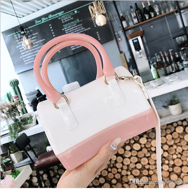 817ef4232d33 Top Make In China New Summer Bag Fashion Style Shoulder Bag Fashion Trend  Pure Color PU Small Fresh Girl Bag Man Bags Crossbody Purses From Hlwygood