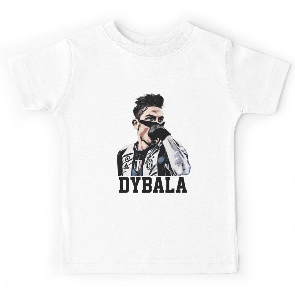 cd7a77a5b New Dybala Celebration T Shirt For KIDS YOUTH Size XS XL White Designer T  Shirts Clever T Shirt From Tshirtemperor23