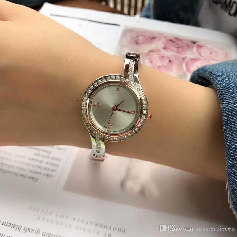 New arrival fashion design women dress watches ladies diamonds wristwatches quartz clock for women super gift for girls