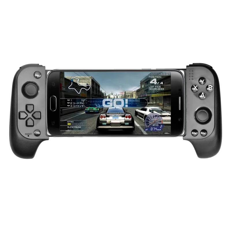 Manette de jeu Gamepad sans fil Bluetooth télescopique STK-7007 English