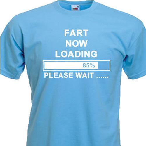 2c99f2e9a FART LOADING FUNNY Childrens T Shirt 8 Colours & 6 Sizes Quick Dispatch  Funny Unisex Rude T Shirt Shirt With T Shirt From Young_ten, $12.96|  DHgate.Com
