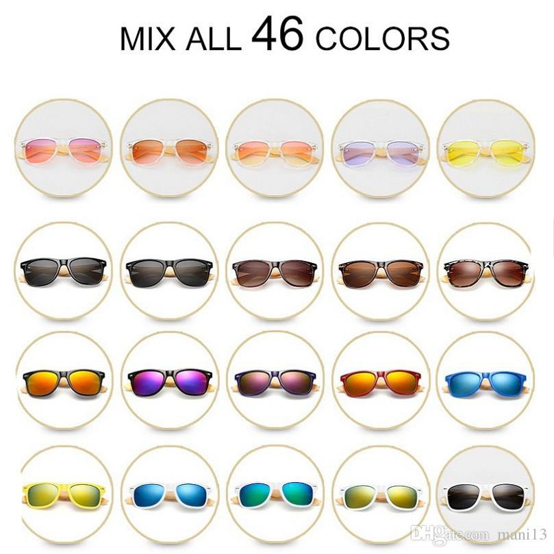 c30ed2c1cf Hot Wholesale Wood Sunglasses Men Women Bamboo Sun Glasses Brand ...
