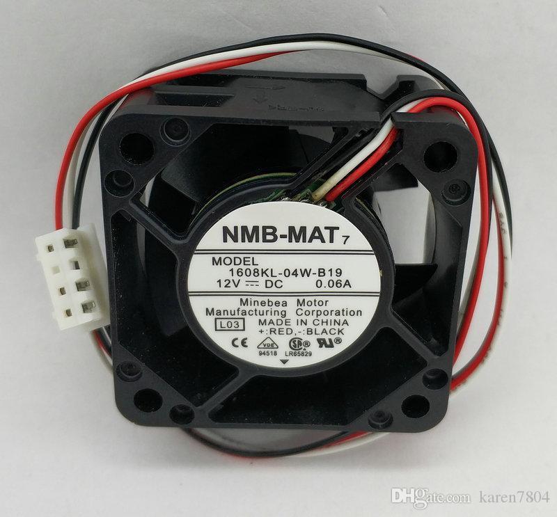 NMB Koelventilator 3612KL-04W-B66 NMB 1608KL-04W-B56 1608KL-04W-B19 1608KL-04W-B29 1608KL-04W-B39 1608KL-04W-B49 1608KL-04W-B69 1608KL-04W-B79