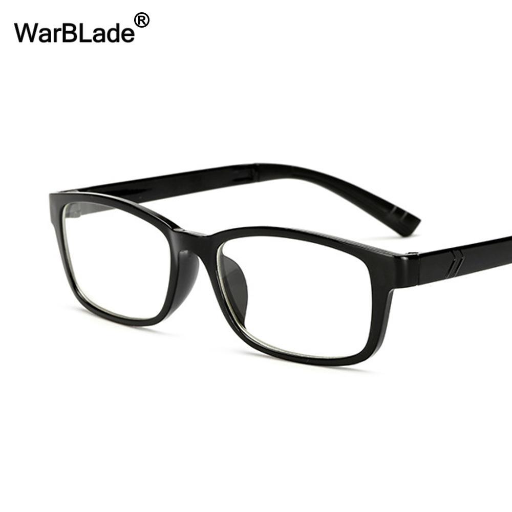 94aa2a384eab 2018 New Eyeglasses Men Women Suqare Brand Designer Eyeglasses Frame ...