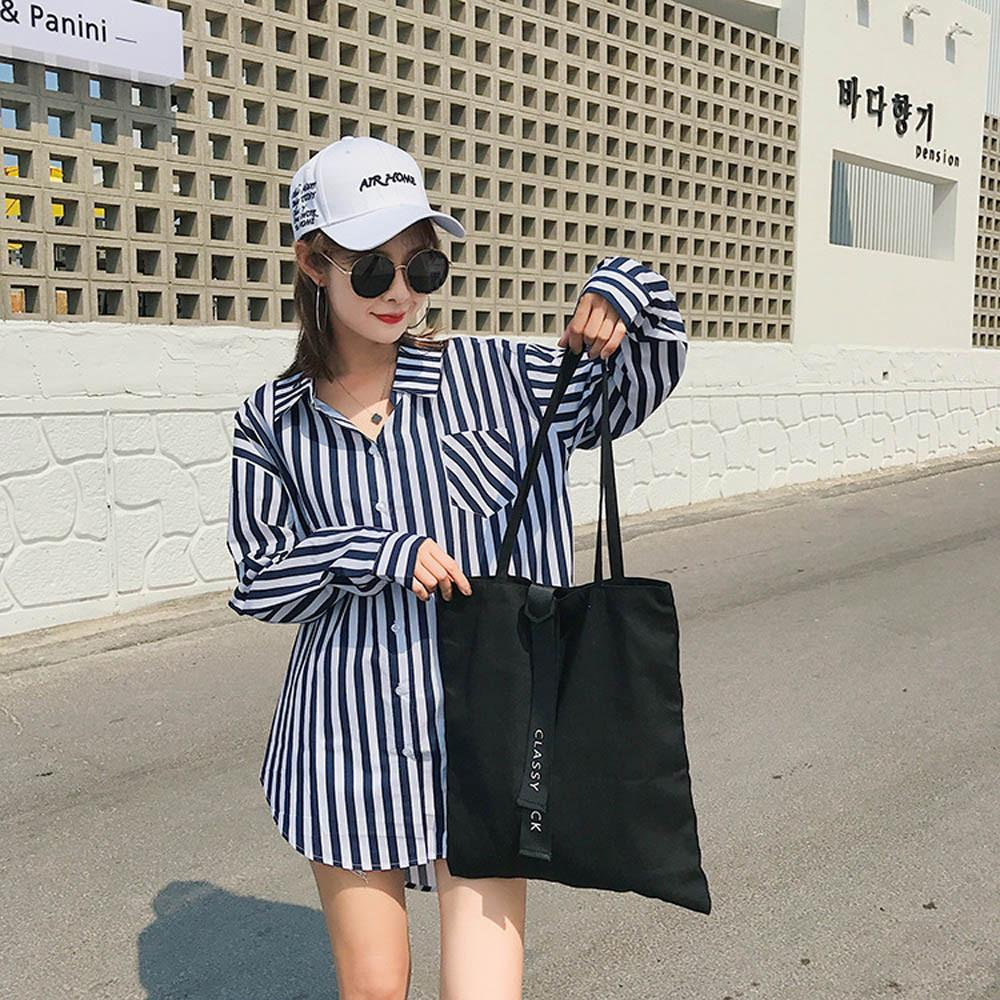 Fashion Canvas Women's Handbag Large Tote Bag Shopping Casual Shoulder Bag for Girls Beach Bag Crossbody Bags for Women bolsas