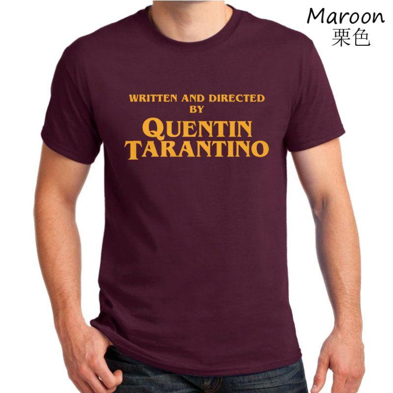 Escrito Bill 2018 Por Quentin Moda Y Django Camisetas Película 2 John Camiseta Dirigido Pulp Kill Travolta Tarantino Fiction T51lJ3KuFc
