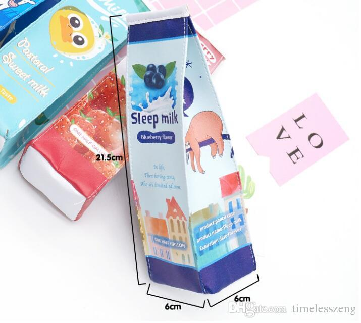 5 Stil Student Bleistiftbeutel Nette Große Kapazität Kreative Federmäppchen Kawaii Schreibwaren Tasche Federtasche Schönes Geschenk Für Kinder