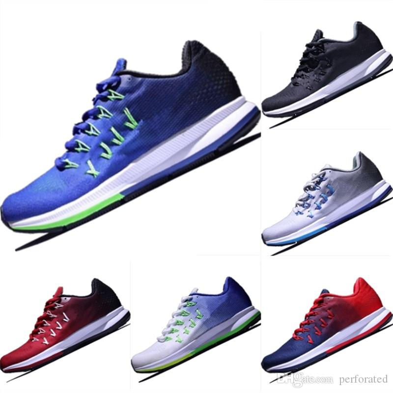 14ff2f82efaa3 2019 Wmns 2018 Newest Zoom Pegasus 33 Running Shoes Original Pegasus 33  Wmns Zoom Mens Sports Sneakers From Perforated