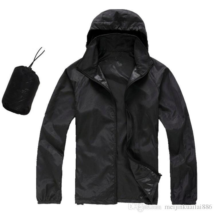 2018 norht erkek giyim yaz yeni güneş koruyucu cilt giyim rüzgar geçirmez giyim spor rahat ceket rüzgar geçirmez yüz güneş kremi 124