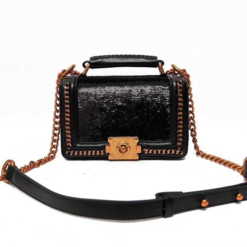 e29c6ae56e9 Luxury Handbags Women Bags Leather Designer 2018 Women Crossbody Shoulder  Messenger Bags colour high quality Lady Mini Bag