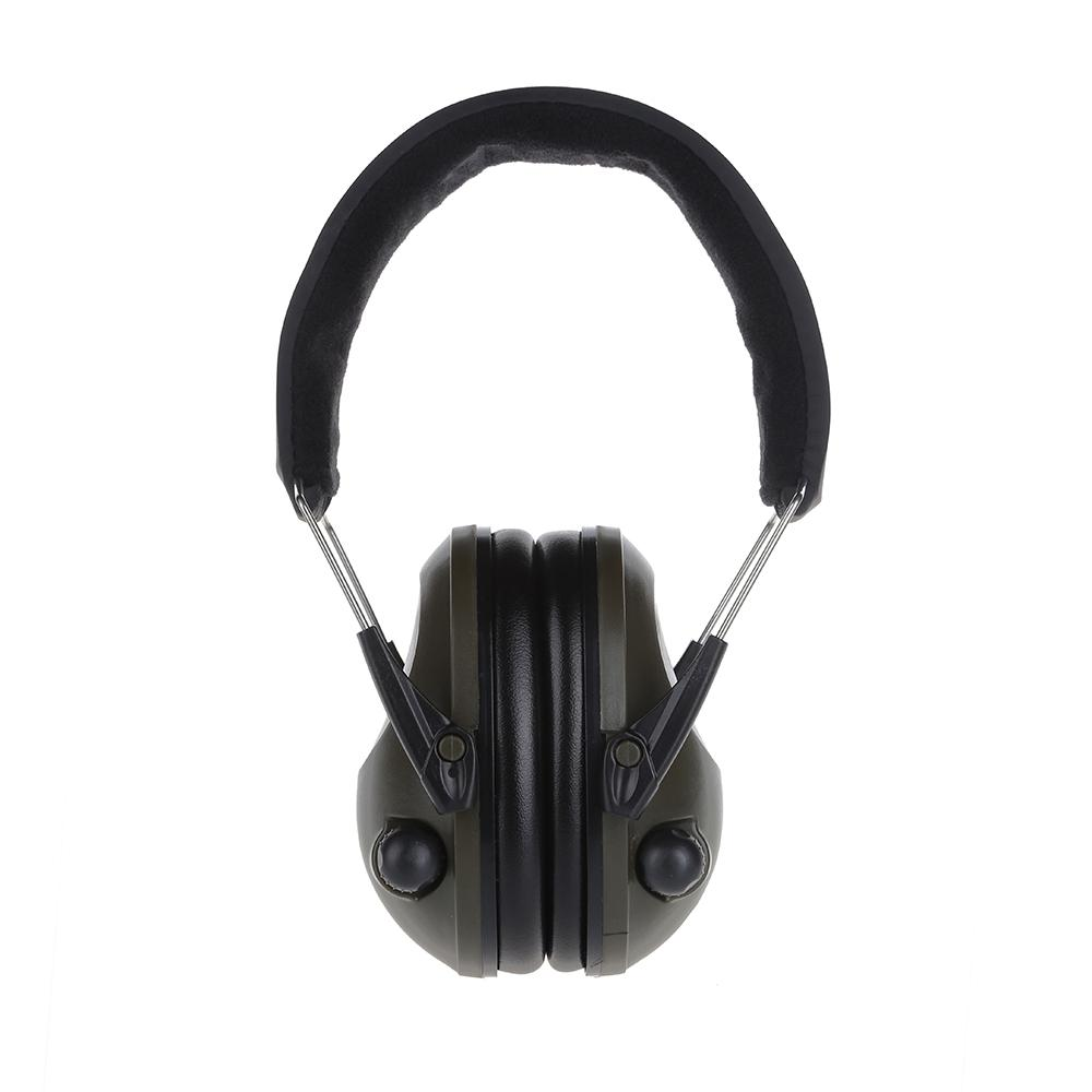 Electronic Hearing Protection Earmuffs Noise Reduction Hunting Headphones Tactical Headset for Shooting Ear Protector Ear Muffs VB