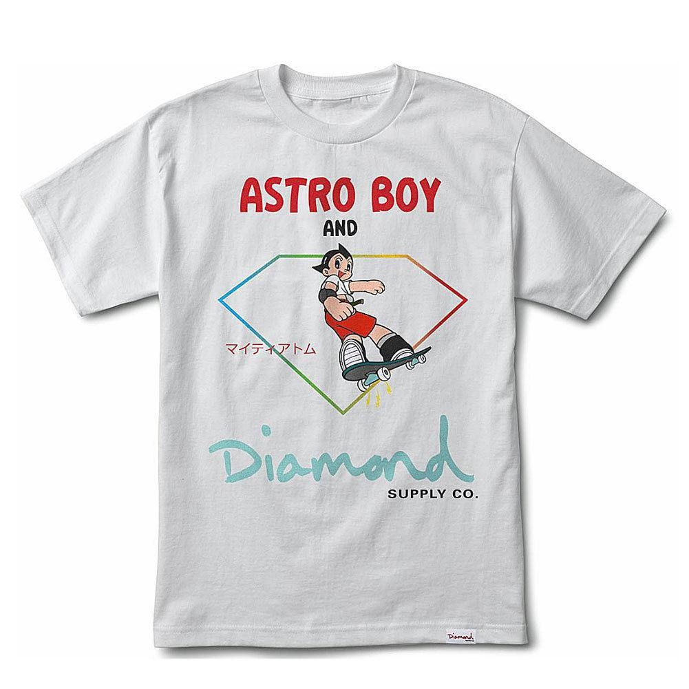 X Camiseta Astro Boy X Diamond Para Hombre Camiseta Blanca A  12.05 Del  Yg08tshirt  116aaefc98e32