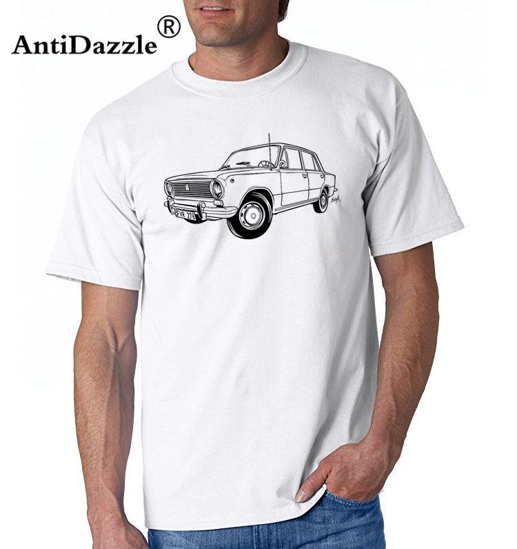 Sweat Shirts Russian Volga Car Lada Vaz 2101 Gaz 21 Homme Natural Cotton  Short Sleeve Clothes 2017 Fashion Homem Cool Shirt Shopping T Shirt Online  Cool T ...