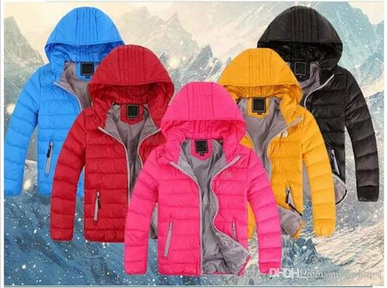 be20aa154b6e 2019 Children s Outerwear Boy And Girl Winter Warm Hooded Coat ...