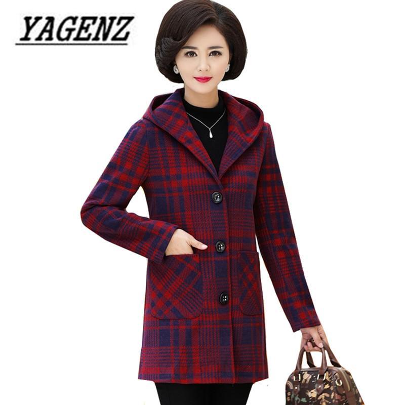 new style 832ea f6f2a cappotto-da-donna-in-lana-scozzese-di-mezza.jpg