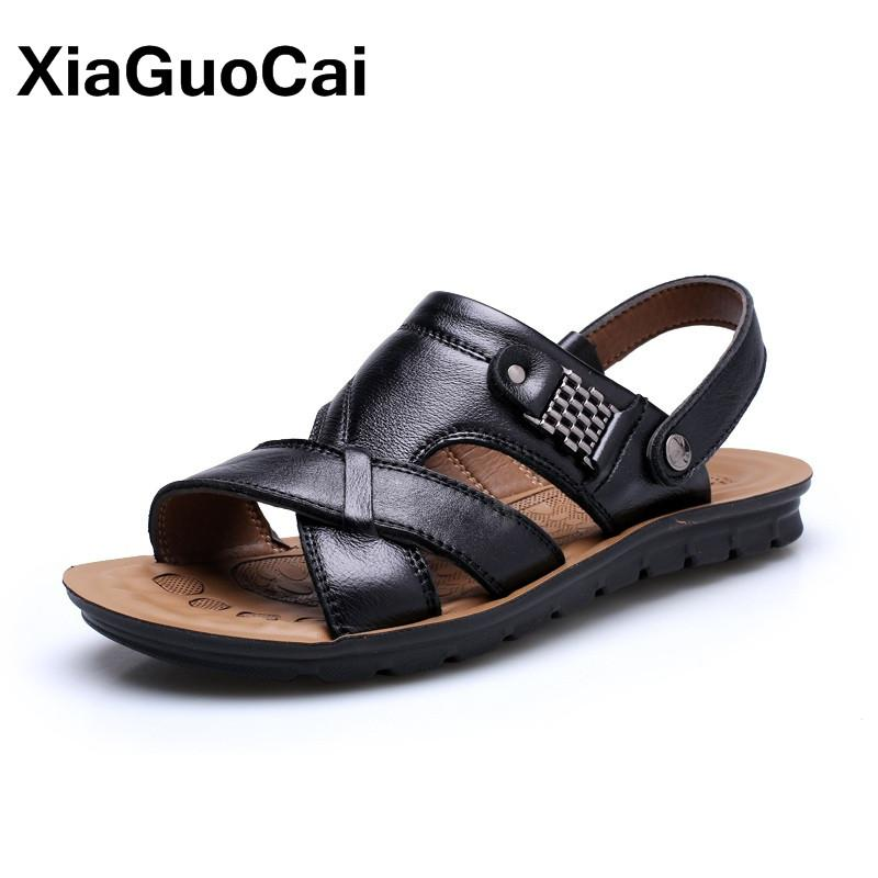 Mens Casual Beach Summer Boys Comfort Hiking Holiday Mules Shoes Sandals Sizes