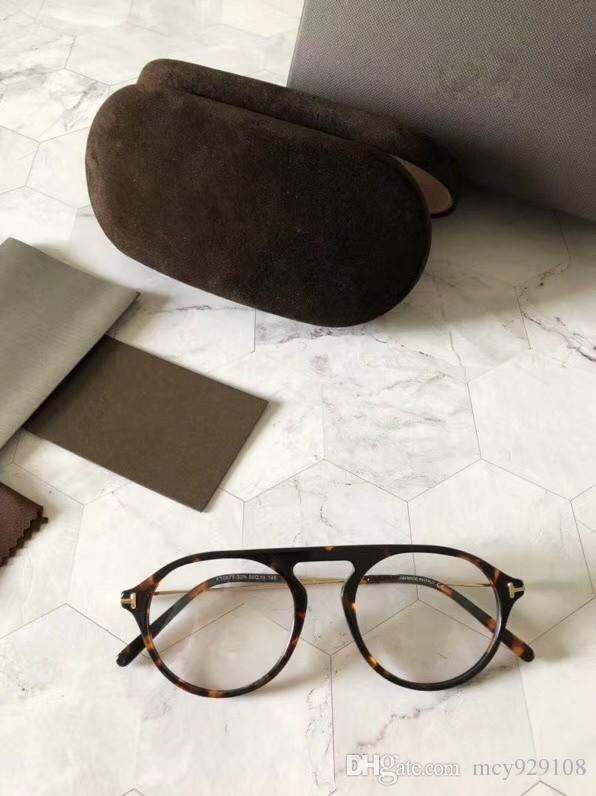 be01b8dd70 New Eyeglasses Frame TF0675 Spectacle Frame Eyeglasses for Men Women ...