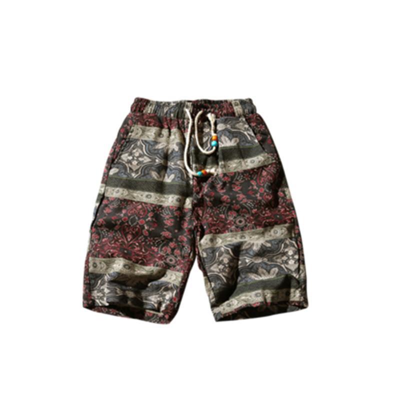 22cc6f7967 2018 Summer Hot Men Beach Shorts Quick Dry Printing Board Men Casual ...