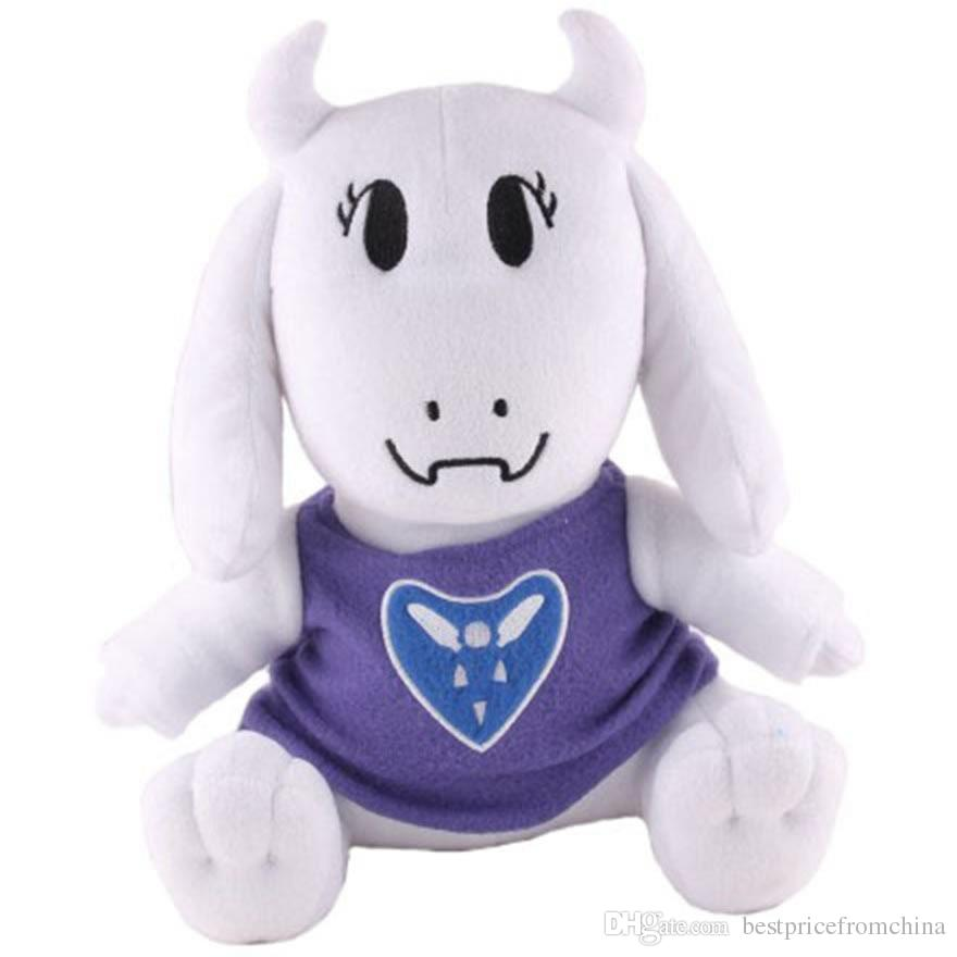 Undertale Toriel Plush Toy Stuffed Doll 25cm/10Inch Tall